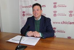 El concejal de Medio Ambiente, Joaquín Guerrero.
