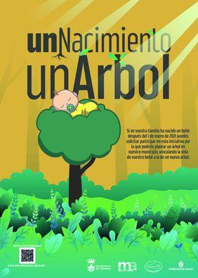 Iniciativa 'Un Nacimiento, un Árbol' Chiclana