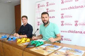 Jose Alberto Cruz y Roberto Palmero en rueda de prensa