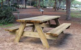 Mesas picnic en Chiclana