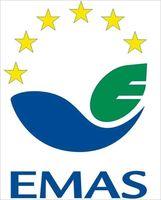 Logotipo de la certificación EMAS.