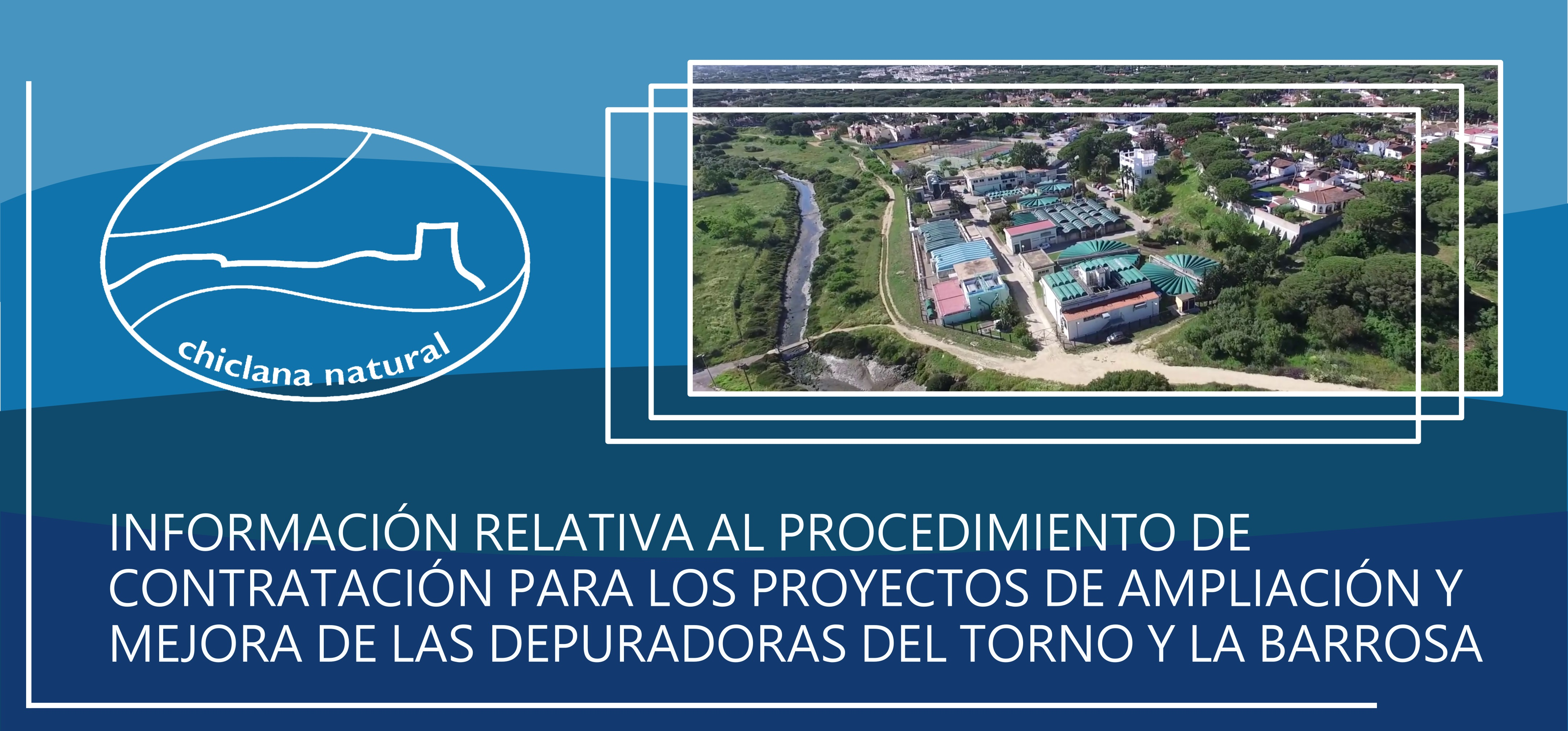 Información de proyectos EDAR´s