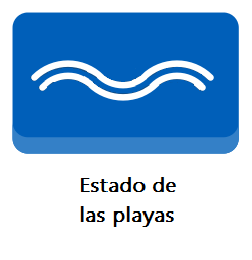 Estado de las playas