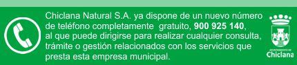 Banner texto: Nueva operativa para tramitación de licencias de Obras, Utilización y Ocupación.